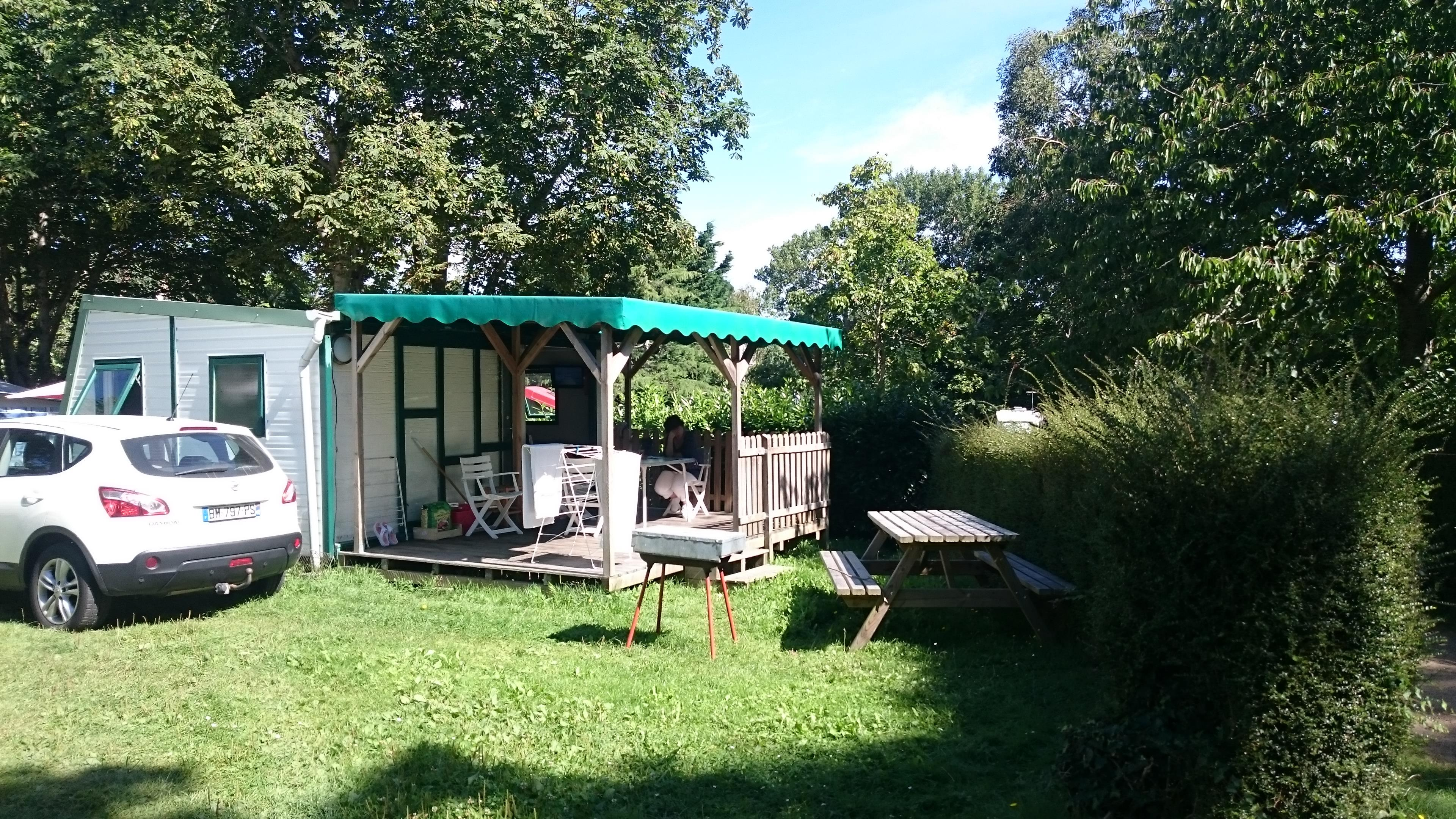 Location - Chalet Campeco - Camping Trestraou