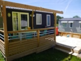 Rental - Mobile-home CONFORT  28m² (2 bedrooms) - Flower Camping Le Lac aux Oiseaux
