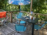 Rental - Mobile-home  Confort+ 28m² (2 bedrooms) - Flower Camping Le Lac aux Oiseaux