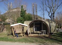 Accommodation - Coco Sweet  (2 Bedrooms) - Camping du VIADUC