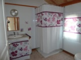 Rental - Chalet adapted to the people with reduced mobility - Camping de Boÿse