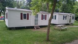 Mobil-Home 32M² - 2 Bedrooms