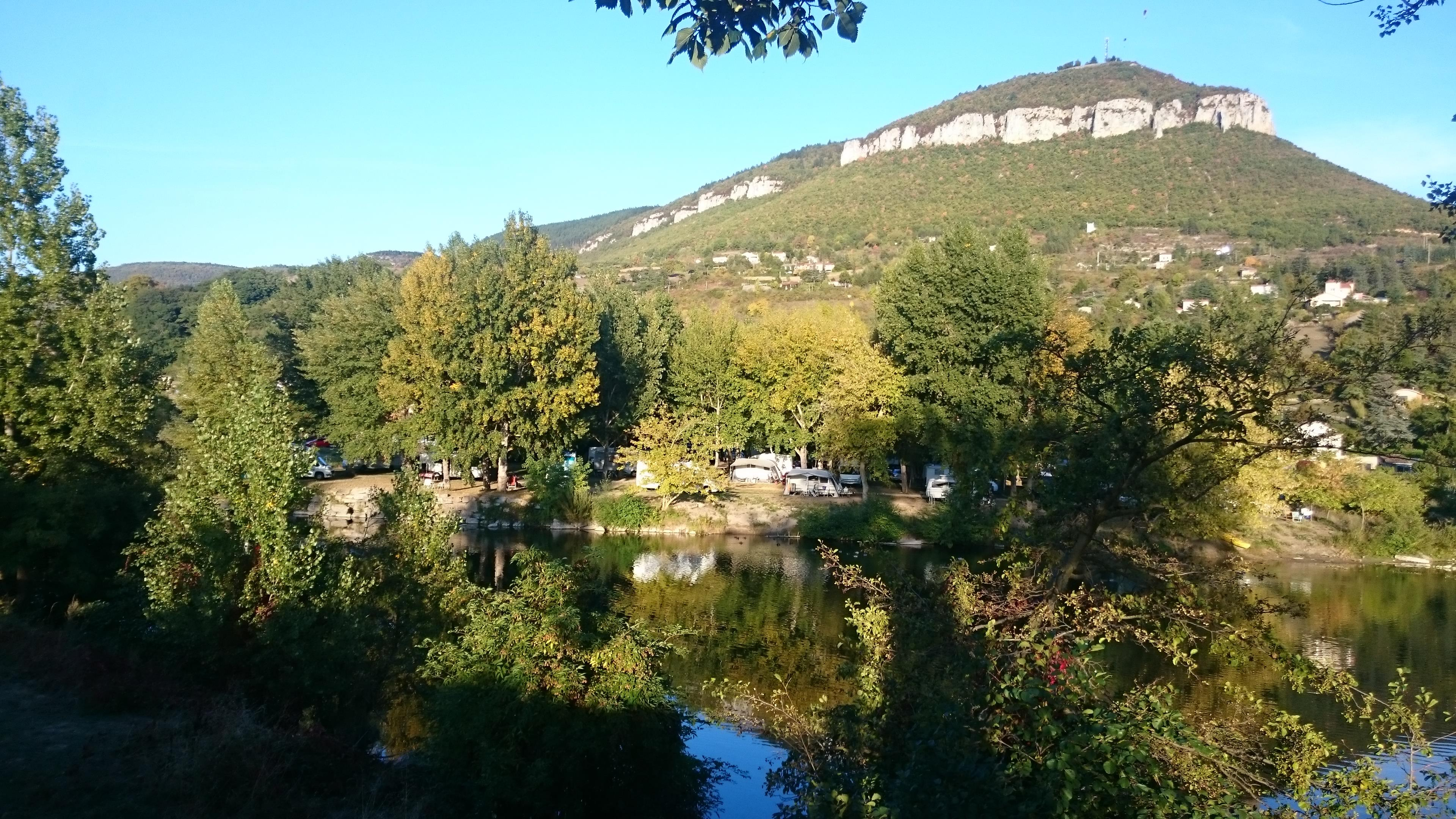 Establishment Camping LARRIBAL - MILLAU