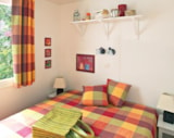 Rental - Mobile home Fidji 28m² - Camping SAINT LAMBERT