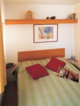 Rental - Mobile home 24 m² - Camping SAINT LAMBERT