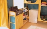 Rental - Bengali (2 bedrooms) - Camping Les Bords du Tarn