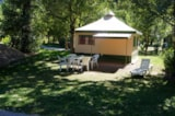 Rental - Cyrus (2 bedrooms) - Camping Les Bords du Tarn