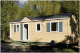 Rental - Mobilhome Oakley (26.5 m² inside - 2 bedrooms) - Camping Les Bords du Tarn