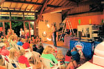Entertainment organised Camping Les Bords du Tarn - MOSTUEJOULS
