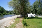 Beaches Camping Les Bords du Tarn - MOSTUEJOULS