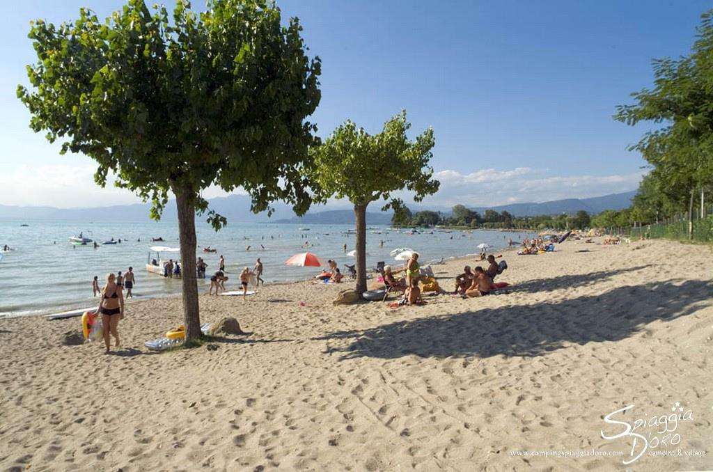 Playas Camping Spiaggia d'Oro - Lazise