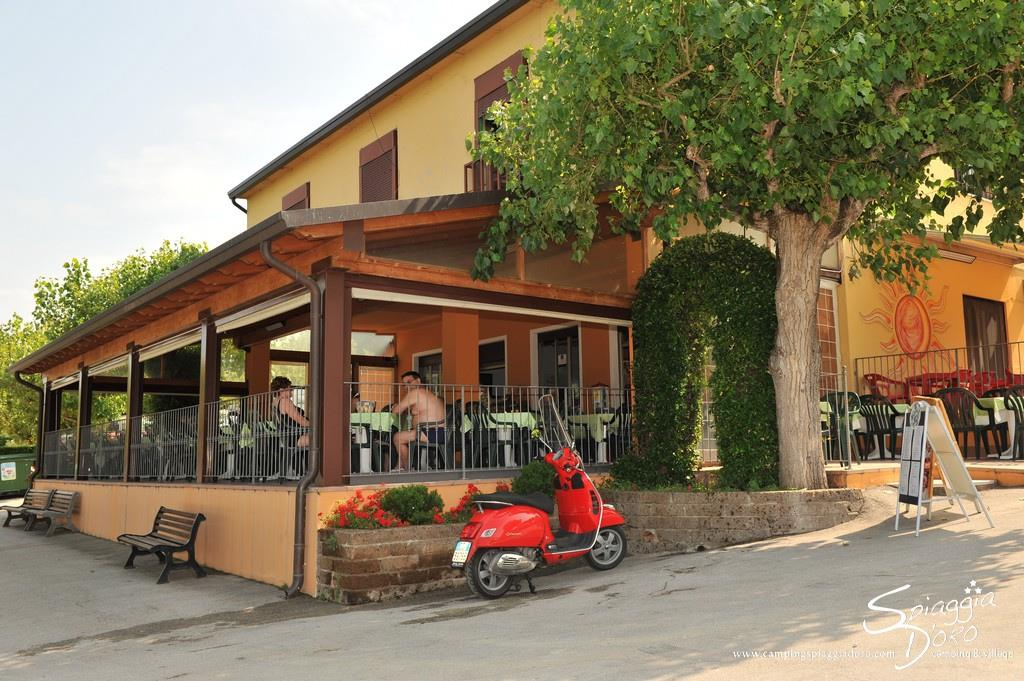 Services & amenities Camping Spiaggia d'Oro - Lazise