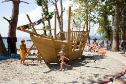 Leisure Activities Camping Cisano - Cisano Di Bardolino