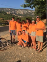 Reception team Camping LES PRADES - MOSTUEJOULS