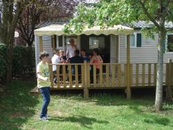 Mobilhome Confort + 30 M² (3 Bedrooms) (1 To 5 Et 5 To 10 Years Old)