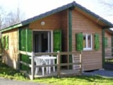 Rental - Chalet Comfort + 30 M² (2 Bedrooms) (5 To 10 Years Old) - Flower Camping du Lac de Bonnefon