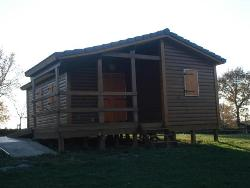 Chalet Premium 34 M² (2 Bedrooms) Wheelchair Friendly (5 To 10 Years Old)