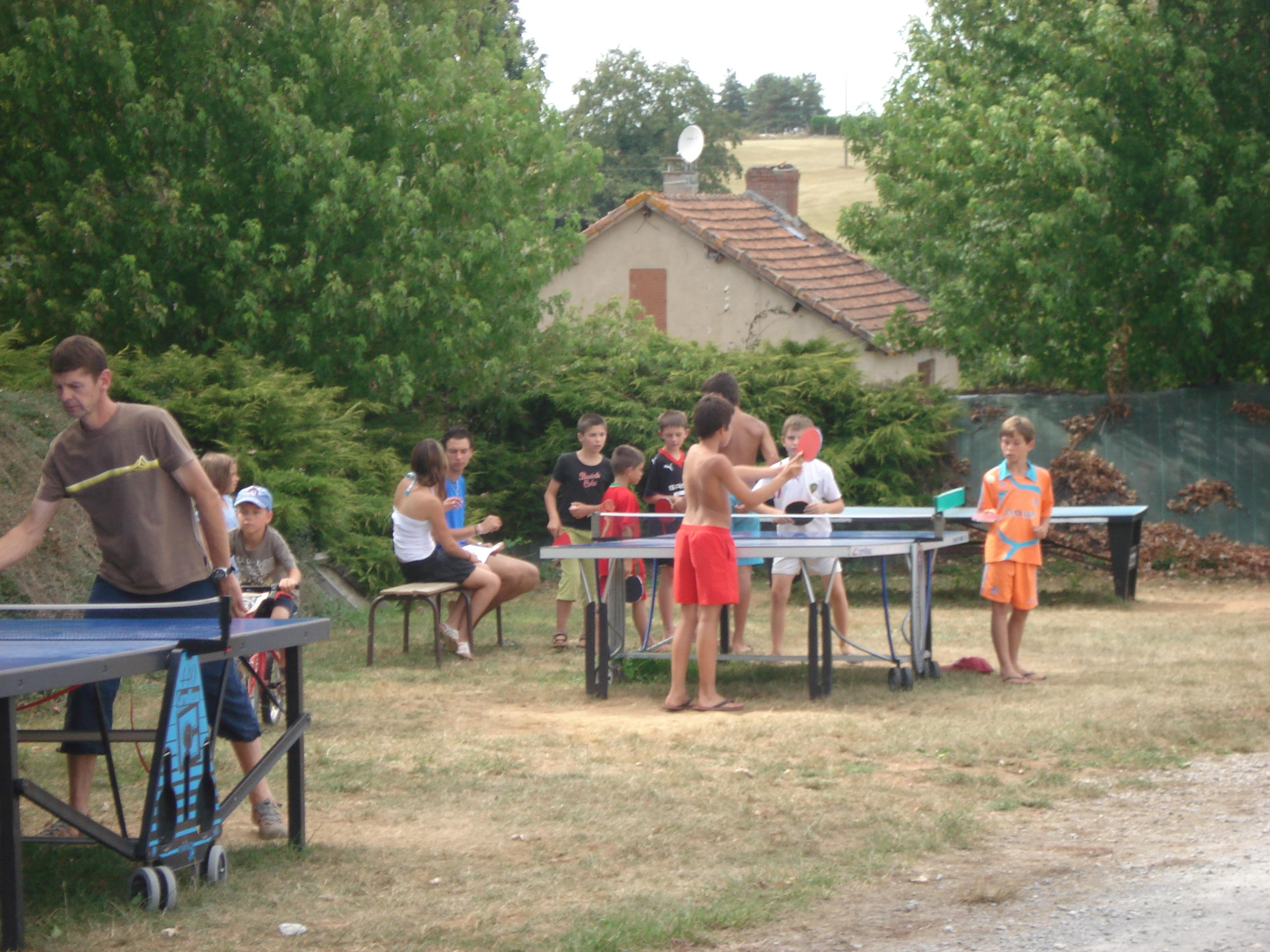 Sport activities Flower Camping du Lac de Bonnefon - NAUCELLE