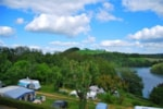 Pitch - Nature Package (1 tent, caravan or motorhome / 1 car) - Flower Camping LES TERRASSES DU LAC