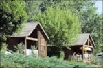 Rental - Chalet Eco 30m² (1 bedroom) without toilet blocks - Flower Camping LES TERRASSES DU LAC