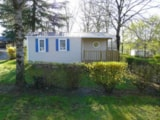 Rental - Mobile Home 28M ² Terrace Integrated 2 Bedrooms - Camping La Peyrade