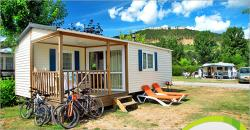 Mobile home 2 bedrooms MEDITERANNEE