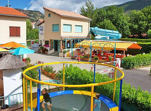 Establishment Camping Les Peupliers - RIVIERE SUR TARN