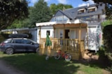 Rental - Mobilhome Cottage (S) - Camping Sites et Paysages BEAU-RIVAGE DU LAC DE PARELOUP