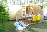 Rental - coco sweet - Camping Sites et Paysages BEAU-RIVAGE DU LAC DE PARELOUP