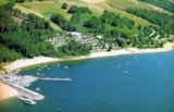 Pitch - Close to Nature Pitch (caravan or tent or motorhome) + car - Camping Sites et Paysages BEAU-RIVAGE DU LAC DE PARELOUP