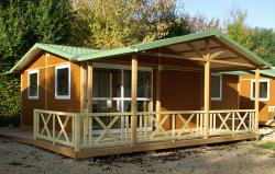 Accommodation - Cottage Samoa - Camping**** et Base de Loisirs La Plaine Tonique