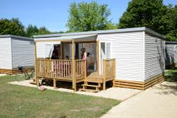 Accommodation - Mobile Home Uvea - Camping**** et Base de Loisirs La Plaine Tonique