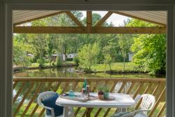 Cottage Loggia Bay *** 2 Bedrooms + Tv - Lake View