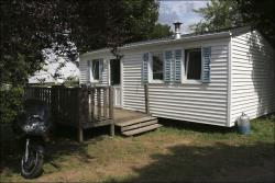 Mobil-home 2 bedrooms - terrace