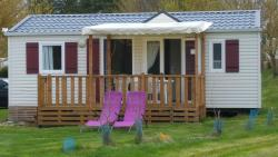 Mobile-Home Premium Happy 30M² - 2 Bedrooms