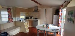 Mobil-Home Confort Sunny 30 M² - 2 Bedrooms (+ Dishwasher)