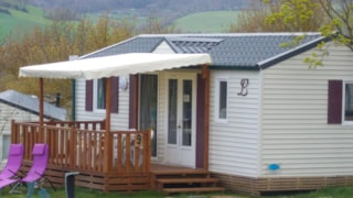 Mobile-Home Premium Twinny 30 M² - 2 Bedrooms
