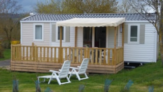 Mobil-Home Premium Cosy 32M² - 3 Bedrooms