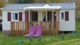 Rental - Mobile Home Happy 30 M² Mercredi - Camping LES CALQUIERES