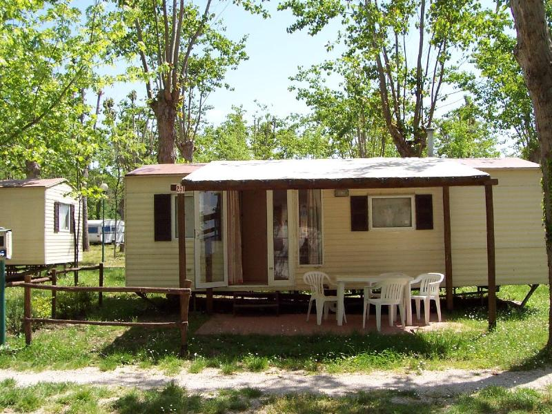 Location - Mobilhome/Bungalow A - Camping Parco del Lago