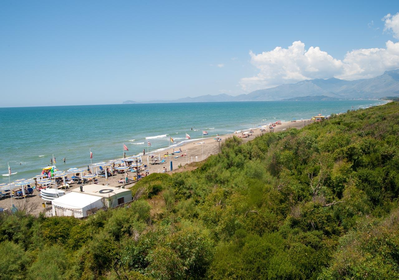 Beaches Baia Domizia Villaggio Camping - Baia Domizia