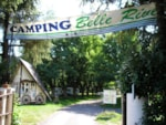 Establishment Camping BELLE RIVE - SAINT COME D'OLT