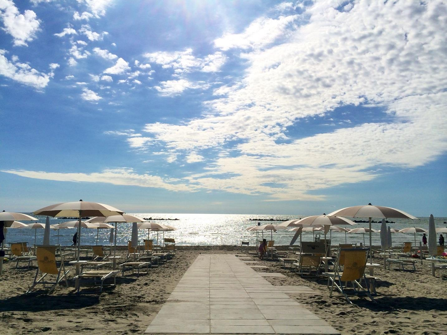 Beaches Camping Vigna sul Mar - Lido di Pomposa