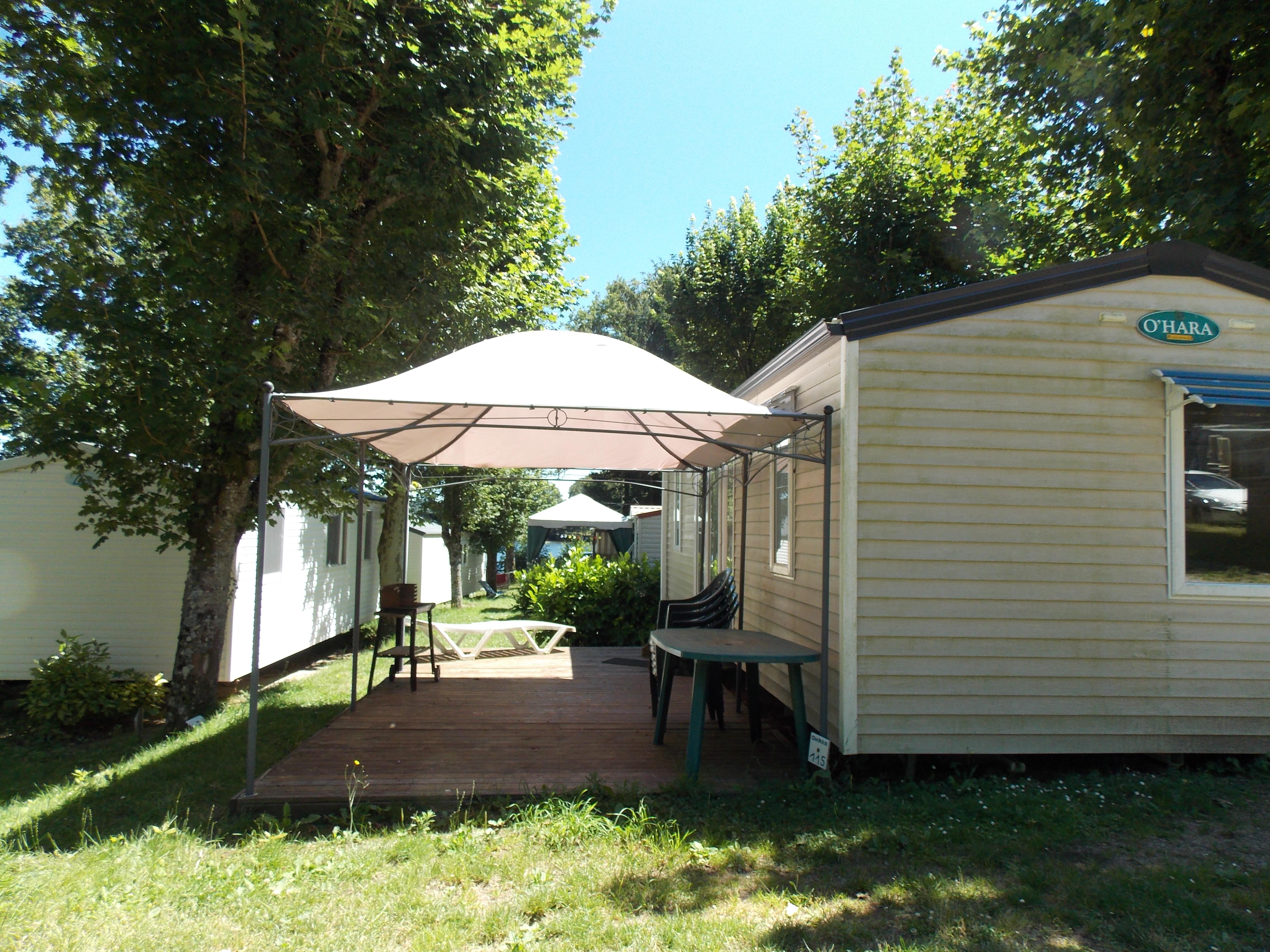 Rental - Mobile Home - Camping Le Saint Etienne