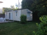 Rental - Mobile home 32 m² - Camping Le Saint Etienne
