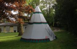 Tipi (Maximum 3 Personnes)