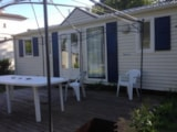 Rental - Mobile home  38 m² - Camping Le Saint Etienne
