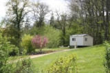 Rental - Mobile Home 16M² - 1 Bedroom - Camping Domaine de  La SERRE