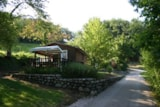 Rental - Chalet Detente / 2 Bedrooms - Terrace - Camping Domaine de  La SERRE