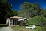 Rental - Chalet EDEN / 2 bedrooms - terrace - Camping Domaine de  La SERRE